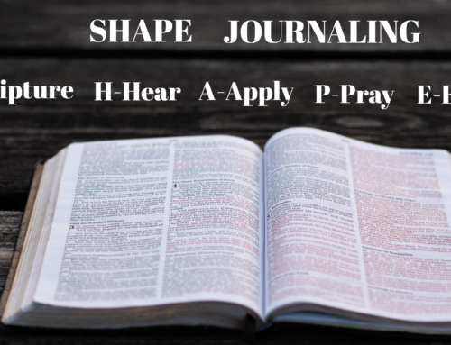 Shape Journaling
